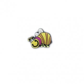ラケトダンパー長条八卦笑顔避震器太極動物漫画サスペンションカーキ色ミツバチ