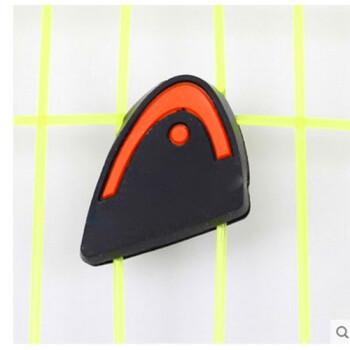 ラッケト地震避震器ダンパー屋外シリコン避震器魚頭橙