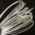 ラケト糸ポリエステルナイロンクランプチタン糸耐打力一点浅米白