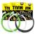TAAN泰昂テニス線三角体ラケト線快適型T 9細硬線軟体は糸袋詰め線T 9-17白を引きにくいです。