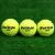 试合テニス3只装トレニン弾性超棒耐摩耗性テニスボール
